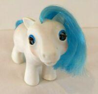 Vintage My Little Pony 1986 Beddy Bye Eyes Baby Sleepy Pie G-1 Figure