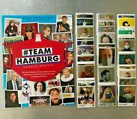 Panini juststickit #Team Hamburg - 5/10/20/30/50 Sticker aussuchen aus 240
