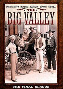 BIG VALLEY: THE FINAL SEASON (6PC) NEW DVD
