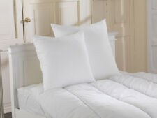 Continental Hollowfibre Square Pillow with Jaqcuard Cover 65cm x 65cm