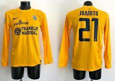 Juanito Gomez Hellas Verona maglia indossata Serie A 2013 2014 match worn shirt