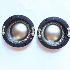 2 Pcs 44.4mm AFT Diaphragm for JBL 2425J, 2426J, 2427J, 2420J, 2470J 16 Ohm