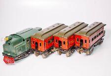 VINTAGE PREWAR 0-GAUGE IVES RAILWAY LINES ELECTRIC TRAIN SET