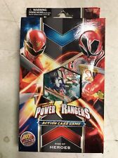 Power Rangers Action Rise Of Heroes Starter Theme Deck For Card Game TCG CCG