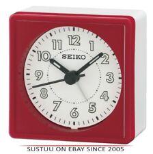Orologi e sveglie da casa rossi plastici marca Seiko