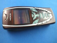 Original Nokia 7210 Ruby Red Red Without Simlock Unlocked Rarity oldphone NBox29