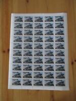 VEGAS-1982 Grenada Sc# 1124 -MNH, OG Rare Sheet Of 50- Cat= $62! - Read (CS35)