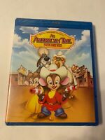 An American Tail: Fievel Goes West (Bluray, 1991) *NEW* [BUY 2 GET 1]