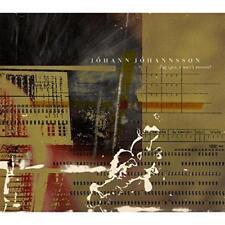 Johann Johannsson - Ibm 1401 - A Users Manual (NEW CD)