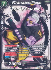 Dragon Ball Super Card Game ! Fu le Scientifique P-036 PR NON FOIL (ALT ART)