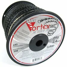 """685 Ft Commercial Spool String Trimmer Line Weed Eater Vortex .095"""" 3 Lb - Stihl"""