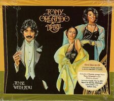 TONY ORLANDO - To Be With You - CD - Import -  NEW - SEALED