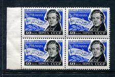 Russia 2323, MNH, Robert Schumann, German composer, 1960 x17419