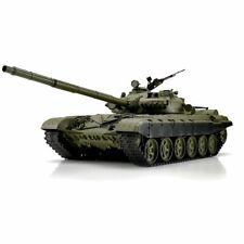 Heng Long  1/16 RC T-72 grün BB+IR mit Metallketten