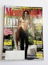 Men's Health Magazine LENNY KRAVITZ November 2020