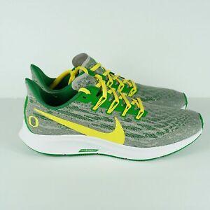 Nike Men's Air Zoom Pegasus 36 Oregon Ducks Running Shoes CI2076-001 Size 14 NEW