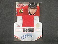 Jonathan Toews 2010-11 Certified Autograph Jersey (1/5) Chicago Blackhawks #6