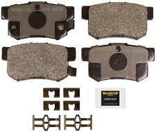 Disc Brake Pad Set-AWD Rear Monroe DX536