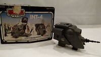 VINTAGE STAR WARS EMPIRE STRIKES BACK KENNER PALITOY INT-4  AFA U80 RARE VEHICLE