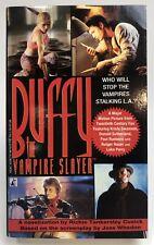 Buffy The Vampire Slayer Tankersley Pocket Books Fantasy Tv Tie In