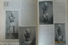 Contortionist Yoga Punjabi Bava Luchman Dass Brahmin Rare Antique 1897 Article
