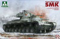 Takom 2112 1/35 Soviet Heavy Tank SMK Hot