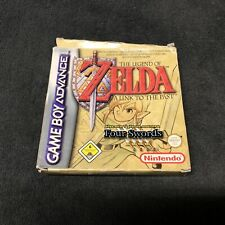 Nintendo Game Boy Advance Boite vide The Legend Of Zelda A Link To The Past Four