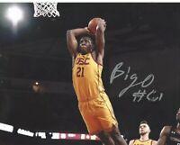 ONYEKA OKONGWU BIG O AUTOGRAPH SIGNED 8X10 PHOTO USC TROJANS COA TOP 5 NBA DRAFT