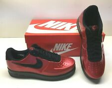 Nike AF1 Air Force 1 Foamposite Pro Cup Gym Red Black Basketball Shoes Mens 11.5