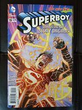 Superboy 19 VF 1st Jonathan Kent New 52