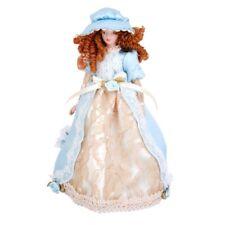 Puppenhaus Puppenstubenpuppen Porzellanpuppe 1:12 Miniaturen 1119