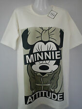 NEW DISNEY MINNIE MOUSE  Ladies womens TOP TUNIC SIZE 14