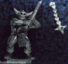 1997 Chaos Marauder Flail 4 Games Workshop Citadel Fighter Evil Warhammer Army