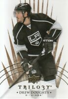 2014-15 Upper Deck Trilogy Hockey #47 Drew Doughty Los Angeles Kings