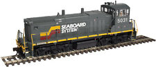 Atlas 10011033, HO, EMD MP15DC Locomotive Switcher, DCC Ready, Seaboard System
