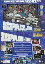 "Sixteen12 Space 1999 12"" Eagle ' Collision Course ' New Die-cast Model 1 of 1000"