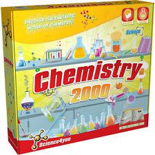 Science4you Chemistry Set 2000 NEW