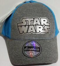 NEW Disney Star Wars Child's Cap - Boy or Girl's Hat - Kid's One Size Adjustable