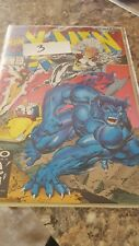 MARVAL COMICS #1 XMEN A LEGEND REBORN 1ST ISSUE 1991