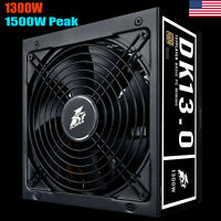 1500W Mining Power Supply Machine for Advanced GPU BTC Rig Ethereum Coin Miner