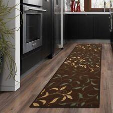 EXTRA LONG RUBBER Floor Runner Rug Non Slip Modern For Kitchen Bathroom Hallway