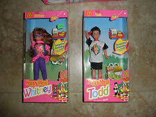 Birthday Fun at McDonald's Happy Meal Doll Lot Stacie Whitney Janet Todd Barbie