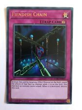 Fiendish Chain - LCKC-EN095 Holo Foil Legendary Collection Kaiba 1st