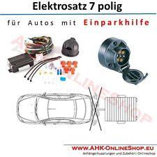 ES7 Elektrosatz universal Anhängerkupplung Einparkhilfe Abschaltung 7 polig AHK