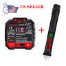 DANIU HT106B Socket Outlet Tester Digital Detector + Winpeak ET8900 110 Voltage