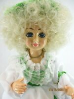 Vintage 1987 Brinn's March Musical Rotating Doll Limited Edition