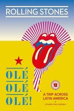 The Rolling Stones-Ole Ole Ole! - a Trip Across Latin America DVD NUOVO