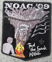 2009 NOAC Lodge 531 Esselen 2pc Set (F6 & X38) Monterey Bay Area Council BSA