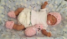 Charlotte NEWBORN BABY Child friendly REBORN doll cute Babies