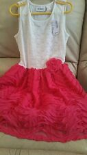 New Girl's Pretty Dress The Children's Place sz XL 14